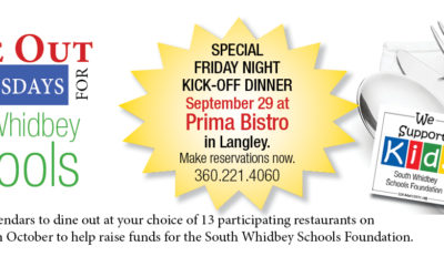 Prima Bistro Hosts Kickoff Dinner for Dine Out Wednesdays for SW Schools