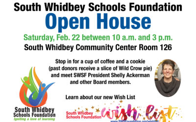 Meet & Greet Open House for SWSF Saturday, Feb. 22 from 10 a.m. to 3 p.m. at SWCC