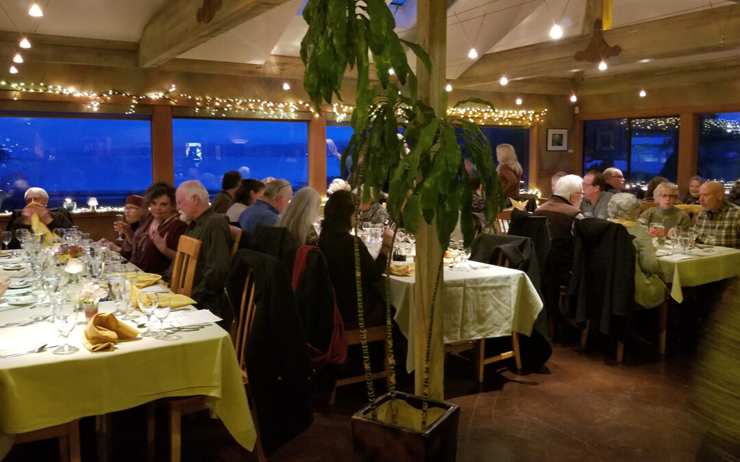 Four-Chef Cooperative Dinner Raises More Than $9,500