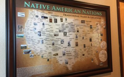 Native American Books & Tribal Maps