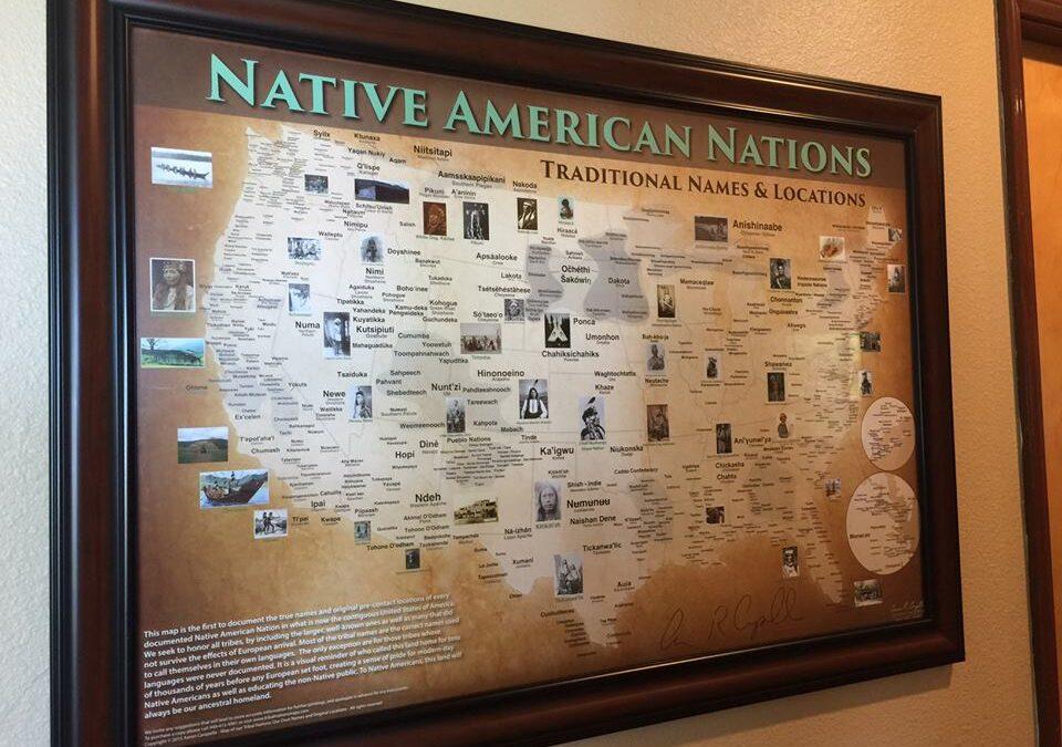 Native American Books & Tribal Maps